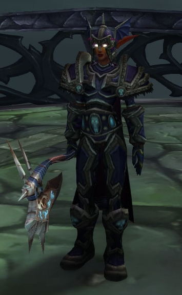 tabard of the ebon blade guide