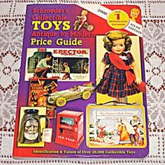 toys and collectibles price guide