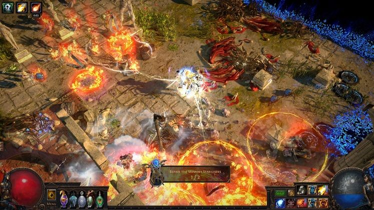 path of exile end game guide