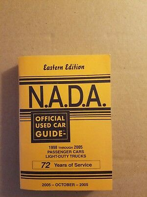 nada official used car guide eastern edition