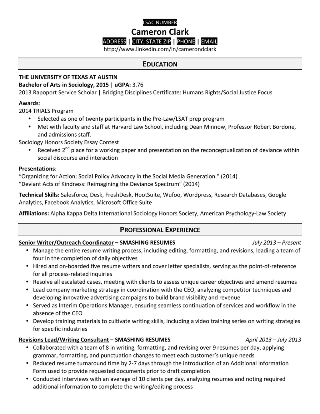 application by legal personal representative guide