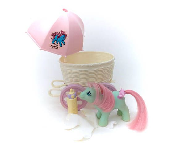 my little pony g1 accessory guide