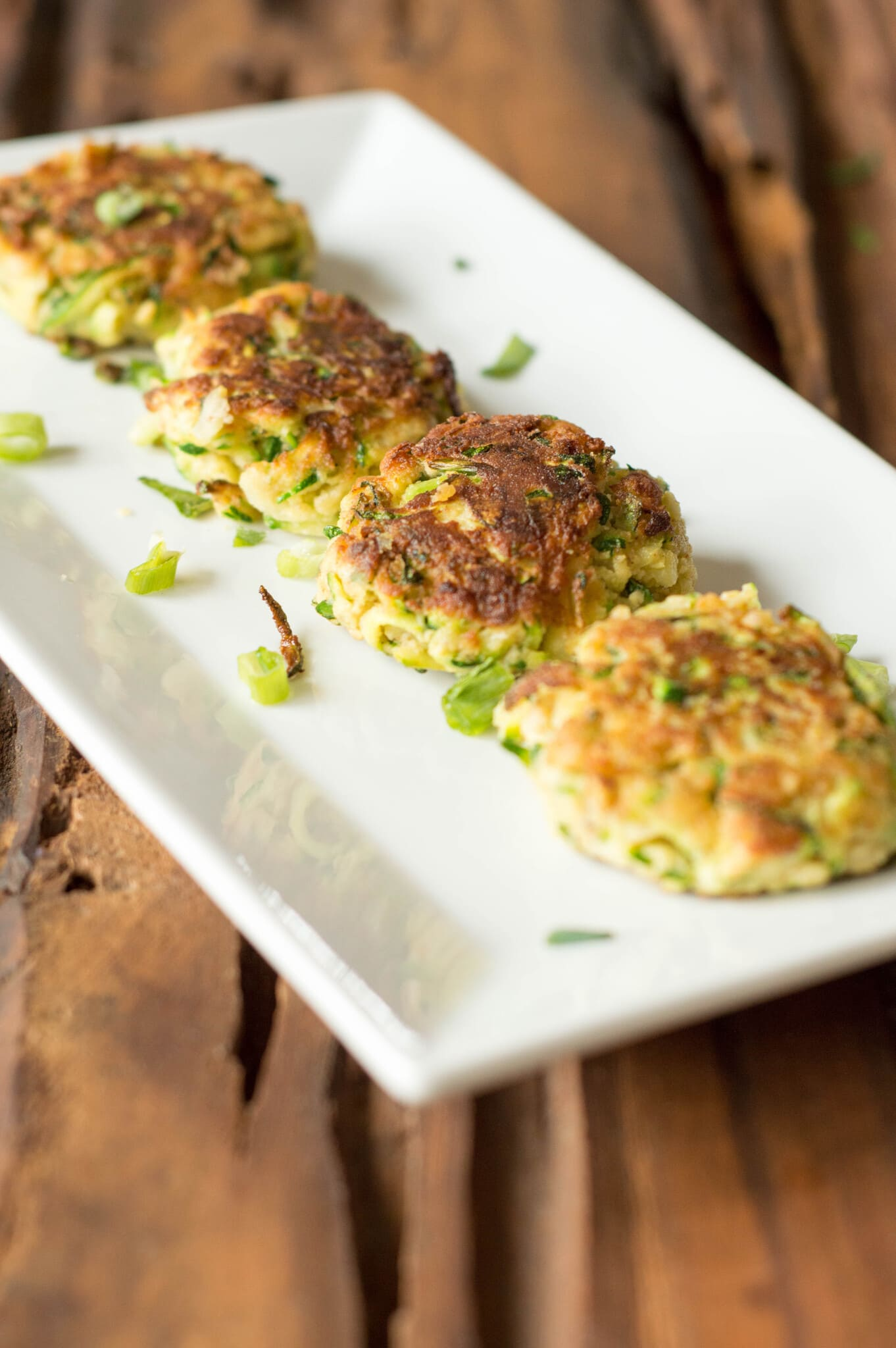 zucchini fritters healthy food guide