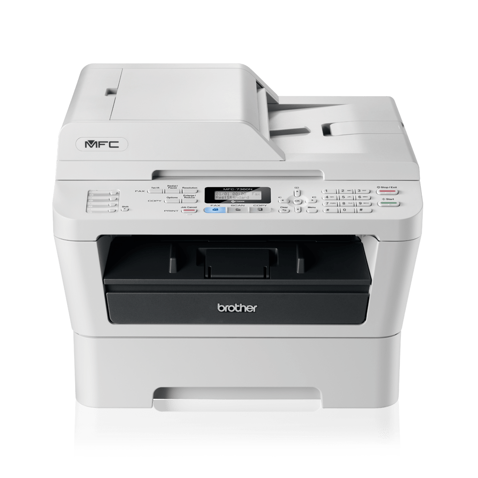brother mfc 7360n software user guide