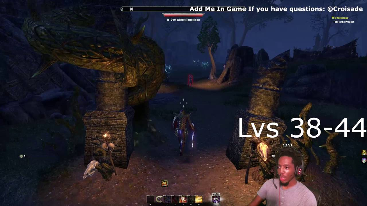 eso leveling guide 1-50 2017
