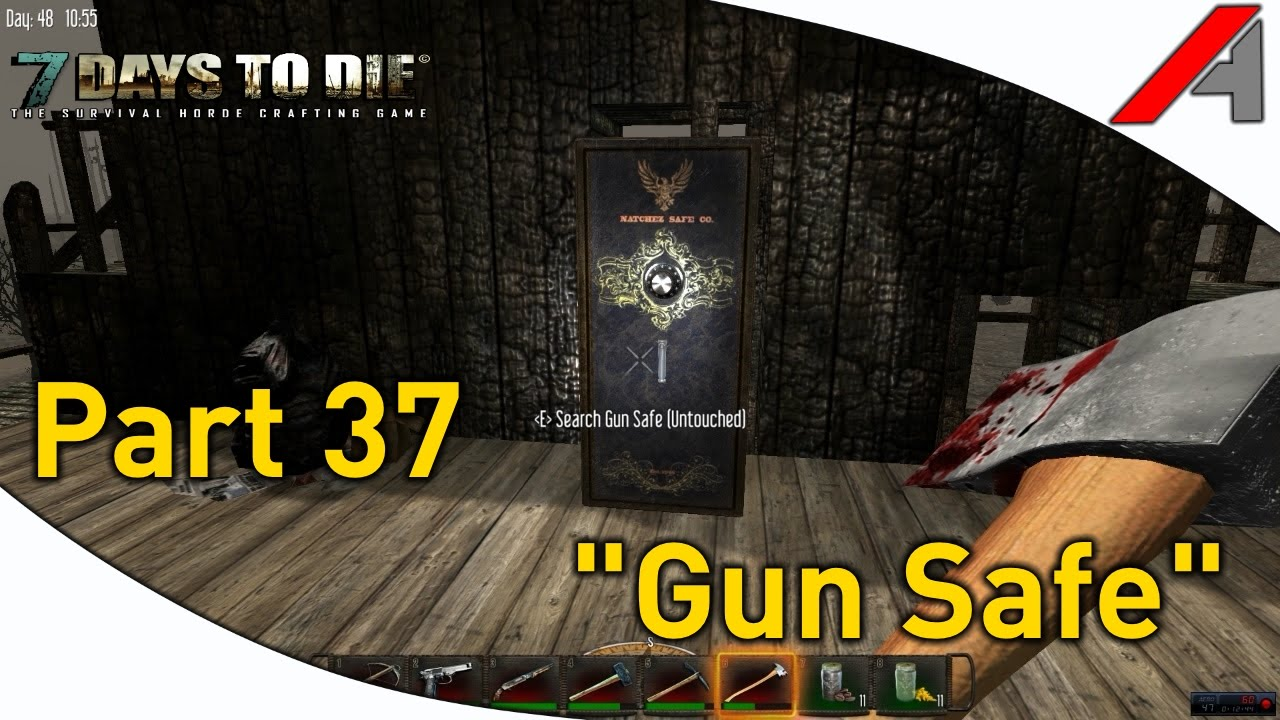 firearms guide 7 days to die