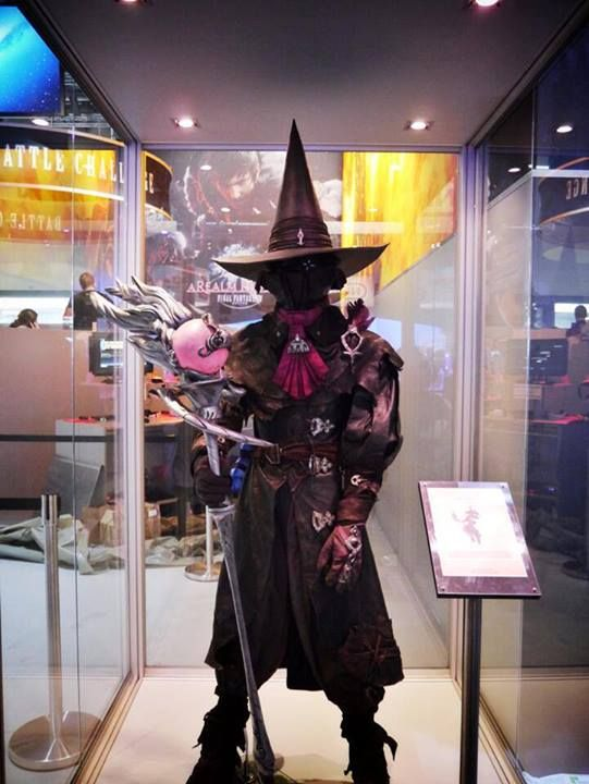 gearing guide for black mage ffxiv