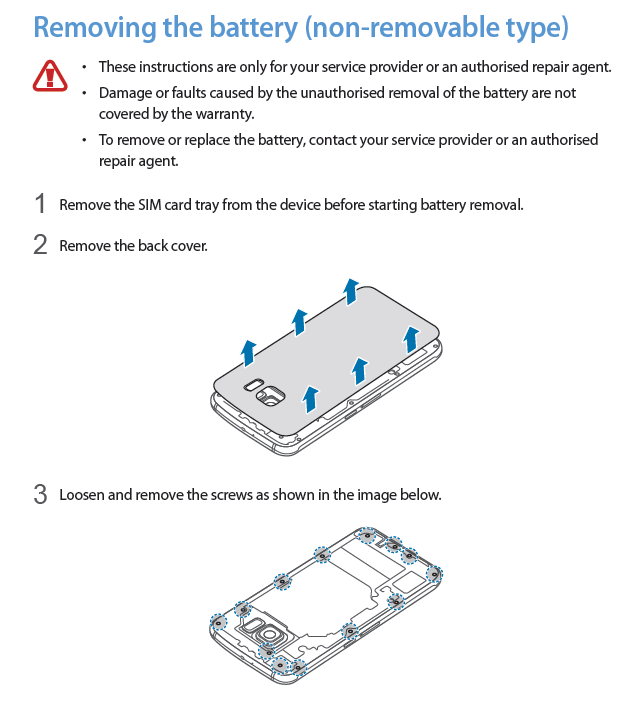 nbn user guide replace battery