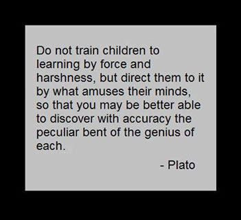 philosophers who guided the childrens education