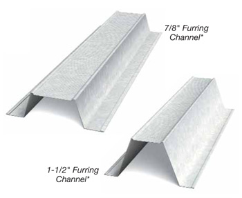 rondo furring channel installation guide