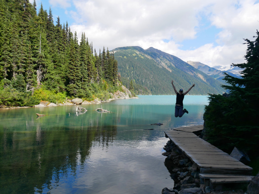 whistler and garibaldi provincial park trails guide map